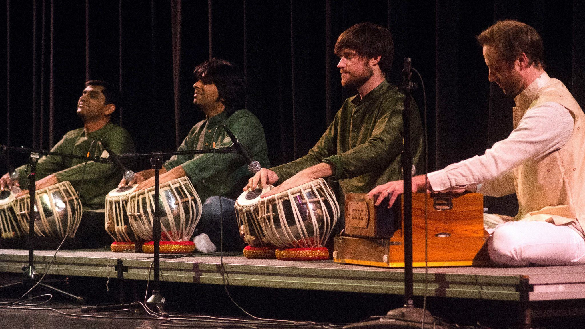 Tabla Ensemble Talavya Live