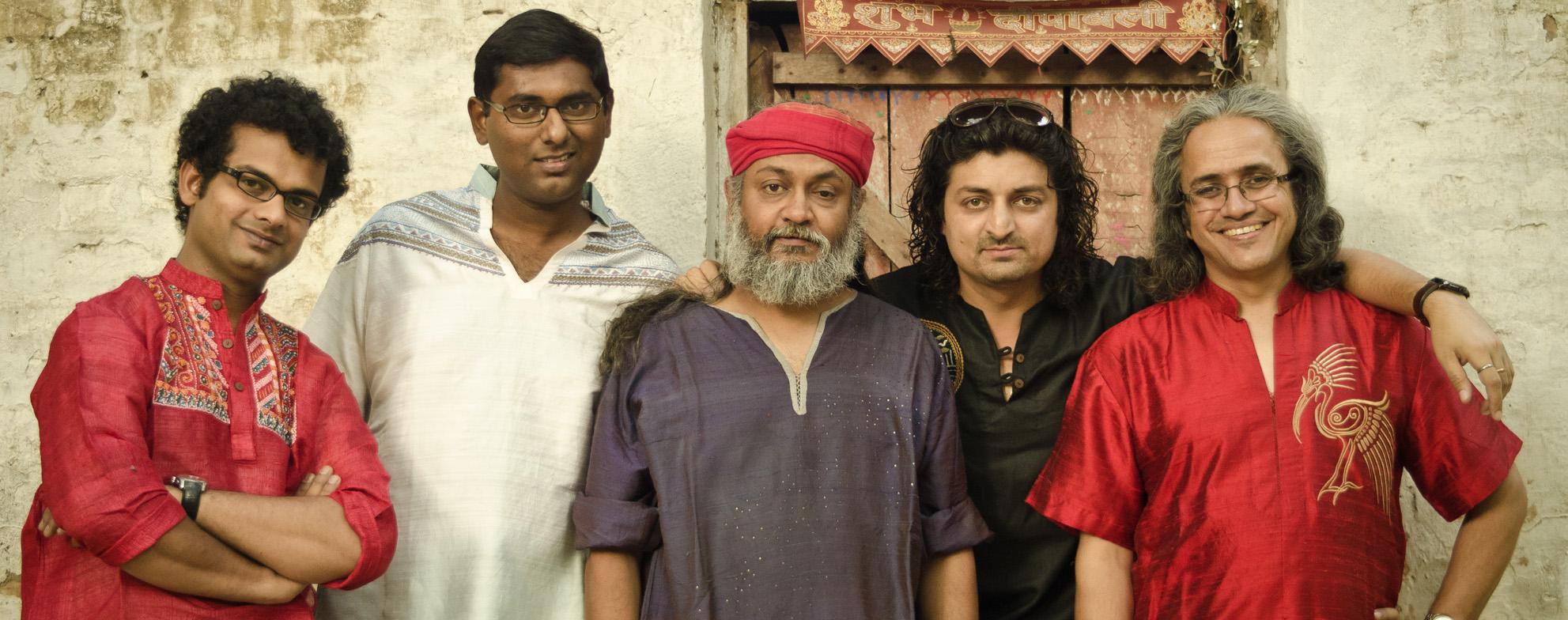 Indian Ocean Folk Fusion Rock Music Band
