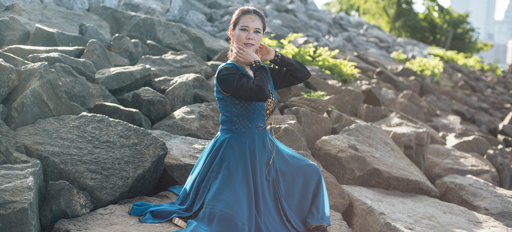 Kathak Dance by Jin Won