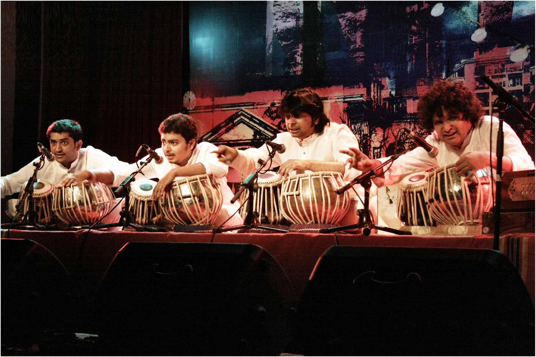 Talavya Tabla Ensemble