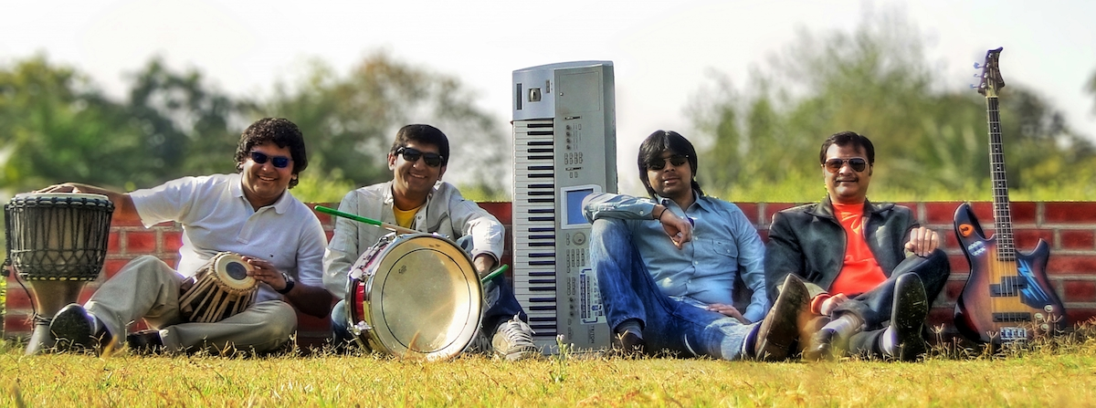 Taan Indo World Music Band by Rushi Vakil