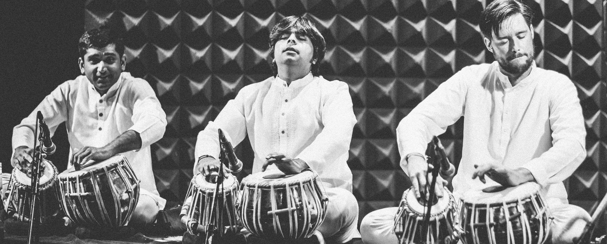 Talavya Tabla Ensemble by Pt. Divyang Vakil