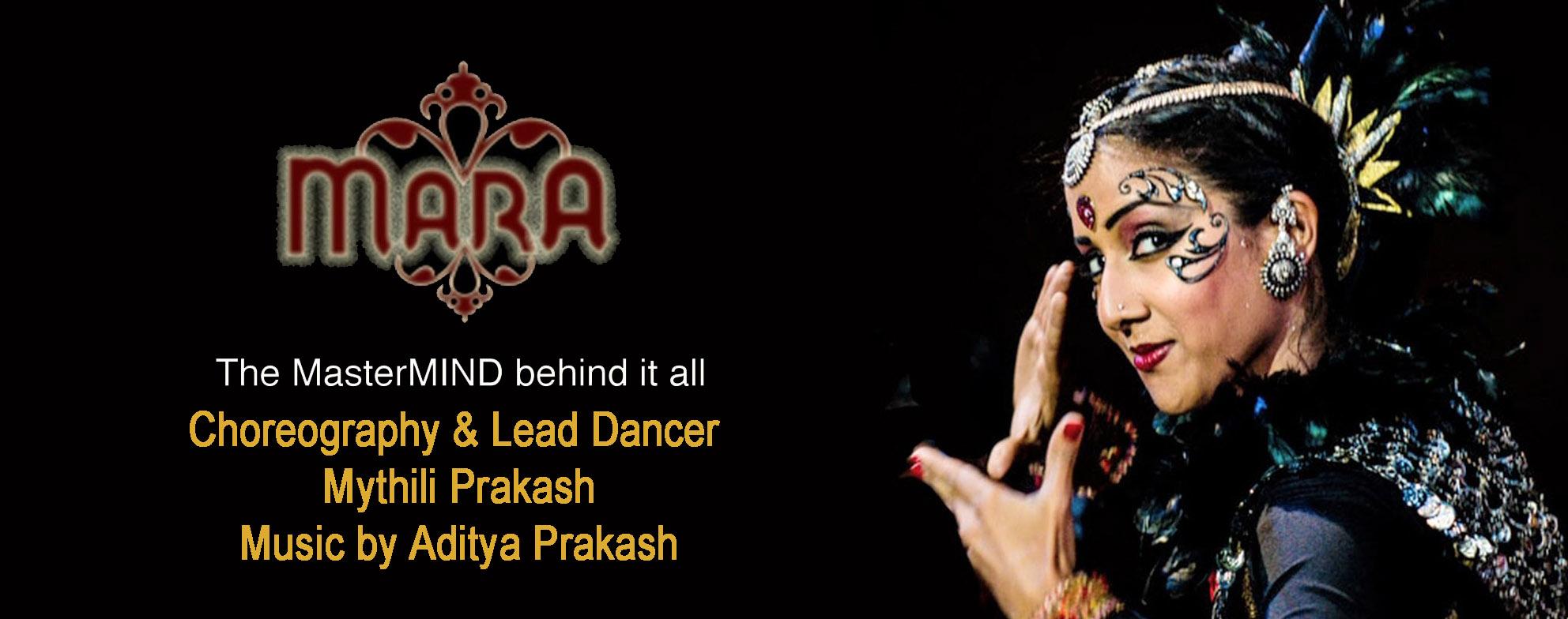 MARA by Mythili Prakash and Aditya Prakash