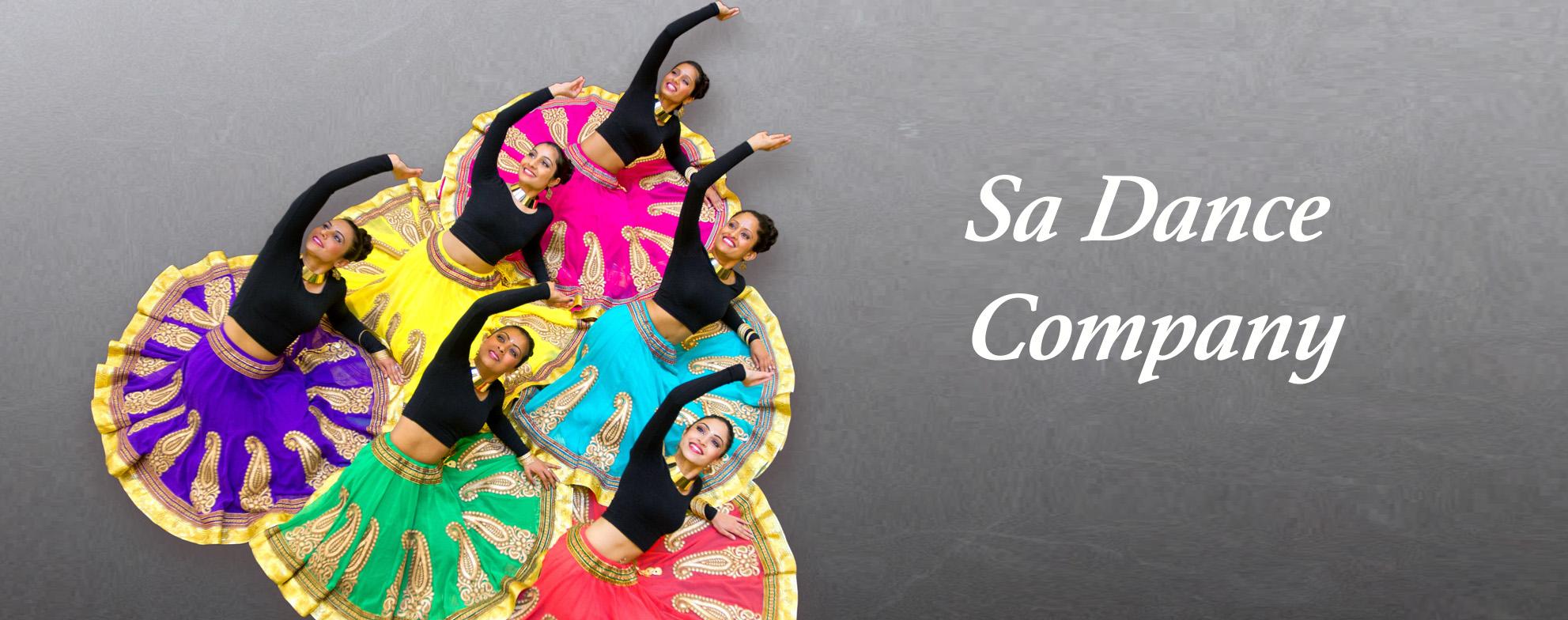 Sa Dance Company by Payal Kadakia