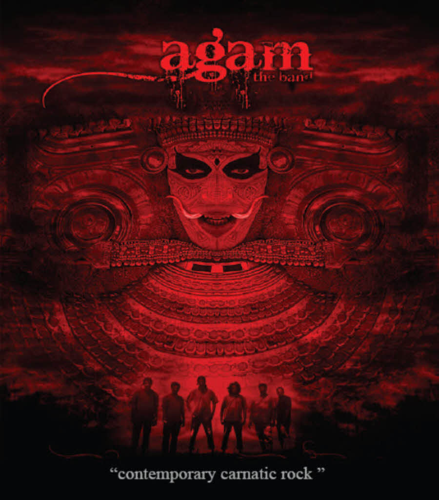 Agam - Contemporary Carnatic Rock