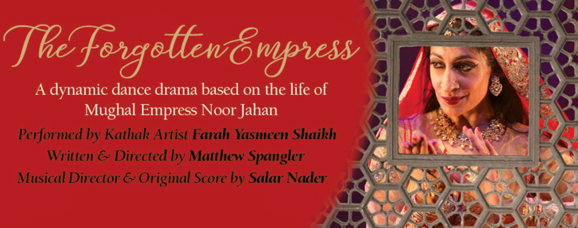 The Forgotten Empress | Farah Yasmeen Shaikh