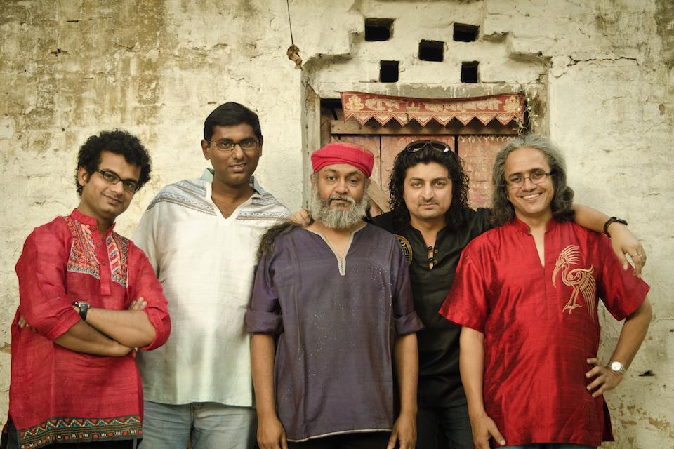 Indian Ocean Indian Folk Rock Fusion Band
