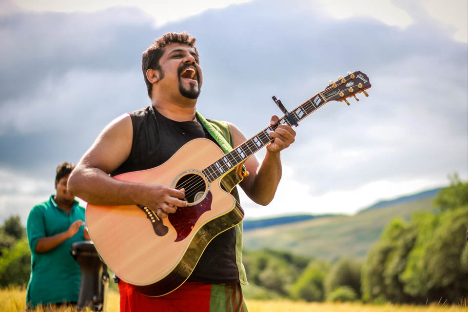 Raghu Dixit Infectious Indian Music