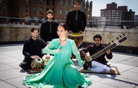 Pradhanica   Kathak and World Drums