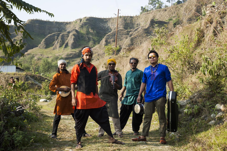 Kabir Cafe - Sufi Poetry Folk